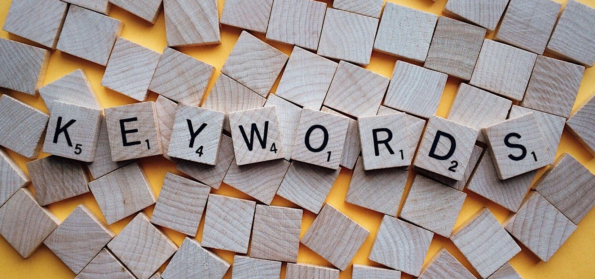 Kako izabrati ključne reči?