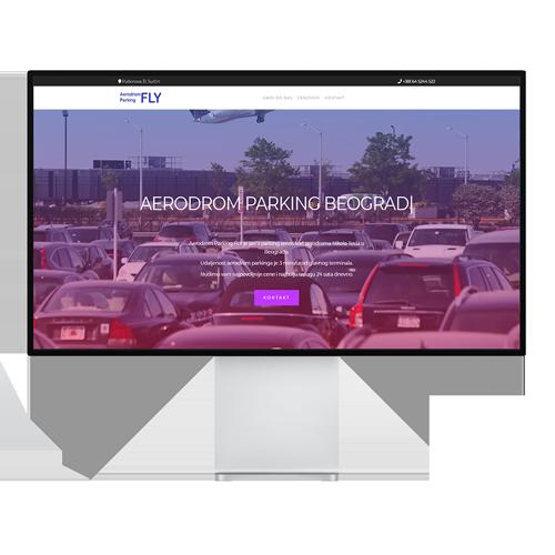 Aerodrom Parking Beograd